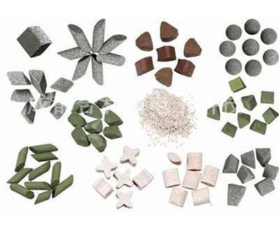 异型研磨石